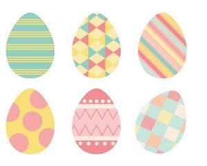 イースター卵の飾り